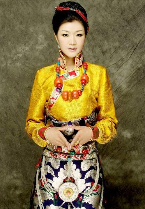 降央卓玛是天下最美的女中音